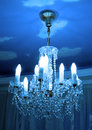 Free Beautiful Crystal Chandelier Royalty Free Stock Photo - 25772375