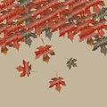 Free Abstract Autumn Vector Stock Photos - 25775283