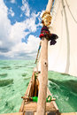 Free Traditional Boat Sailing Royalty Free Stock Photography - 25776897