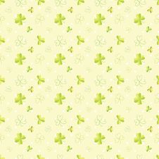 Free Clover Background Stock Images - 25770574