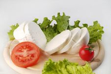 Free Mozzarella Royalty Free Stock Images - 25774499
