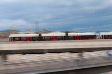 Vienna Metro Stock Image
