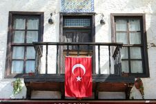 Free Turkish Balcony Royalty Free Stock Images - 25775929
