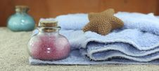 Free Products And Utensils For Bathing Stock Photography - 25780212