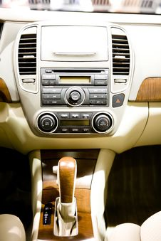 Free Car Interior Stock Image - 25781401