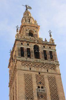Free Giralda &x28;bell Tower&x29;, Sevilla Stock Photography - 25782922