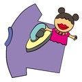 Free Ironing Stock Photo - 25798560