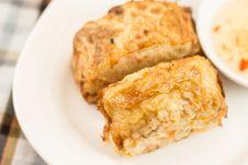 Free Turnip Cake Royalty Free Stock Image - 25793046