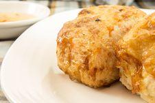 Free Turnip Cake Stock Photo - 25793090