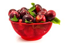 Free Fresh Delicious Plum Stock Images - 25798914