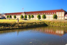 Free Army Barracks Copenhagen Stock Image - 25799931