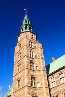 Free Rosenborg Slot Castle Royalty Free Stock Images - 25799959