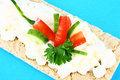 Free Spring Sandwich Royalty Free Stock Photos - 2581688
