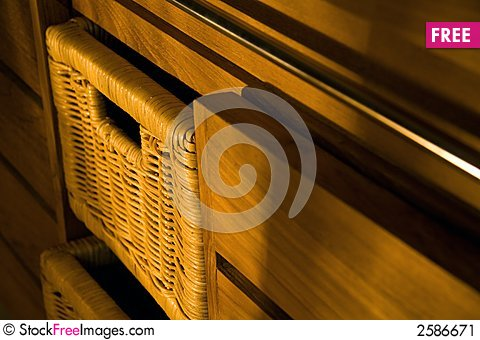 Free Wooden Furniture Stock Image - 2586671