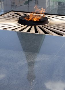 Free Eternal Flame Stock Photo - 2580120