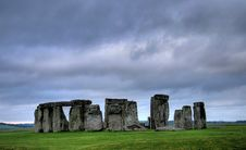 Free Stonehenge Royalty Free Stock Images - 2580499