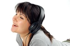Free Enjoying Music 11 Royalty Free Stock Photo - 2580765