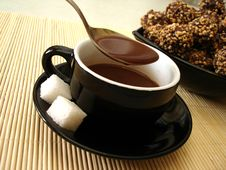 Free Cup Of Chocolate Royalty Free Stock Image - 2581136