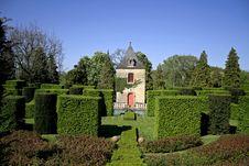Free Chateau Eyrignac France Royalty Free Stock Image - 2581356