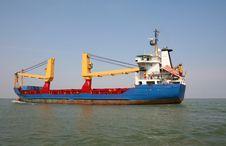Free Cargo Ship Stock Image - 2581961