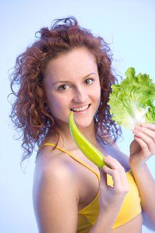 Free Veggie Forever Stock Images - 2584644