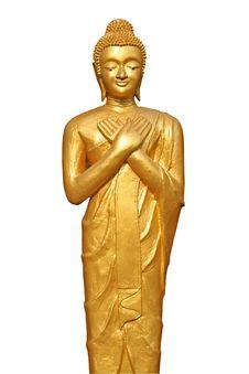 Free Buddhist Statue Stock Image - 2584721