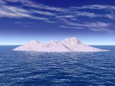 Free Iceberg Royalty Free Stock Photography - 2586547