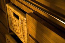 Free Wooden Furniture Stock Image - 2586671