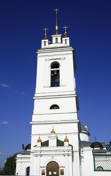 Free Bell Tower Royalty Free Stock Image - 2588686