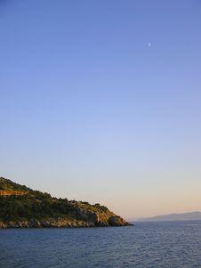 Free Croatian Seaside Royalty Free Stock Photos - 2588988