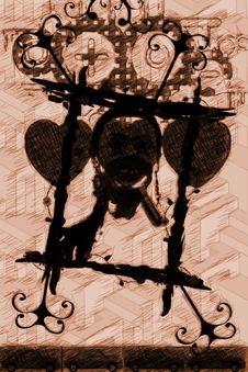 Free Grunge Background Royalty Free Stock Photo - 2589165