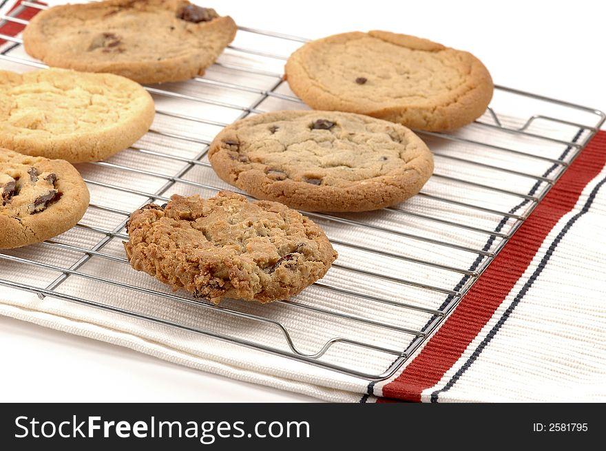Rack of Cookies