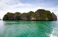 Free Sea Island. Phang Nga. Thailand. Royalty Free Stock Photography - 25809507