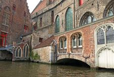 Free Bruges 1 Royalty Free Stock Photography - 25800457