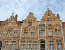 Free Bruges 4 Royalty Free Stock Photography - 25800557