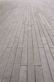 Free Wooden Deck Walkway Royalty Free Stock Images - 25801049