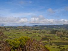 Free Pico Island Green Field Stock Photo - 25805020