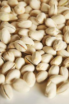 Free Pistachio Nuts Royalty Free Stock Photo - 25808105