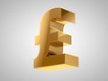 Free Pound Currency Sign Stock Photo - 25811180