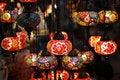 Free Arabic Lanterns Royalty Free Stock Photography - 25815667