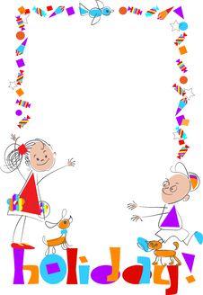 Free Children S Holiday Stock Photos - 25810273