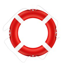 Free Lifebouy Stock Image - 25811041