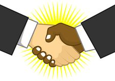 Free Shake Hand Stock Photography - 25822612