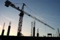 Free Construction Crane Royalty Free Stock Photos - 25837968