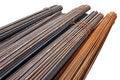 Free Steel Bars Royalty Free Stock Image - 25838406