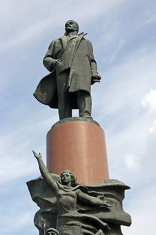 Free Monument To Communism Stock Image - 25836281