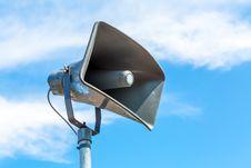 Free Loudspeaker Royalty Free Stock Photography - 25839307