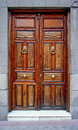 Free Wooden Door Stock Photos - 25841643