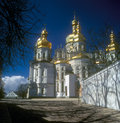 Free Kiev-Pechersk Lavra. Stock Photography - 25845482