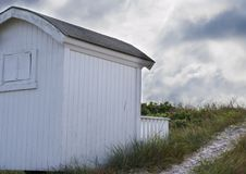 Free Beach Hut Stock Image - 25841651